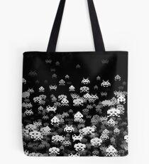 Invaded BLACK Tote Bag