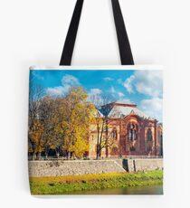 Philharmonic Orchestra Concert Hall of Uzhgorod Tote Bag