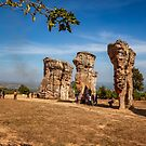 Stonehenge of Thailand by Adrian Evans