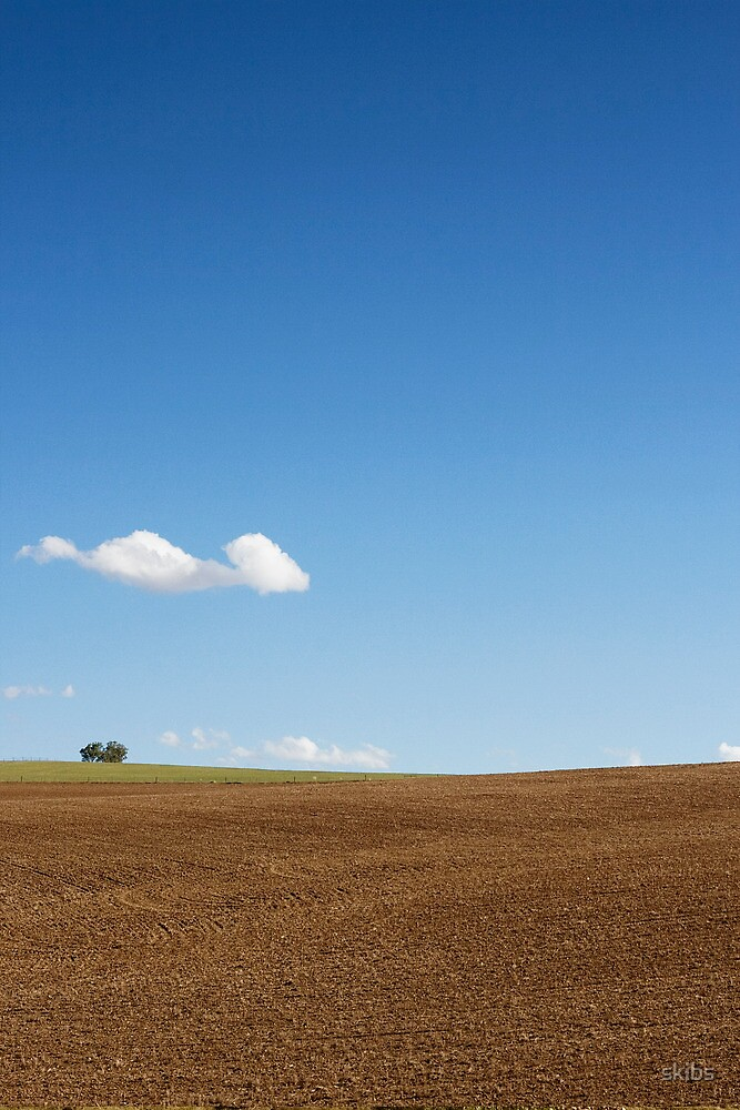Landscape Hill by skibs