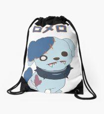 Romero ZombieLand Saga dog Drawstring Bag