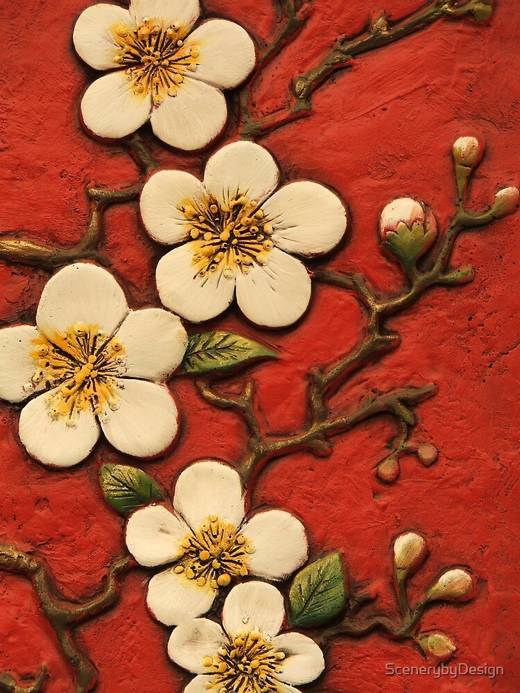 Chinese Blossom by ScenerybyDesign