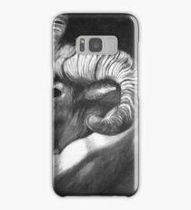 Rams Horn Samsung Galaxy Case/Skin