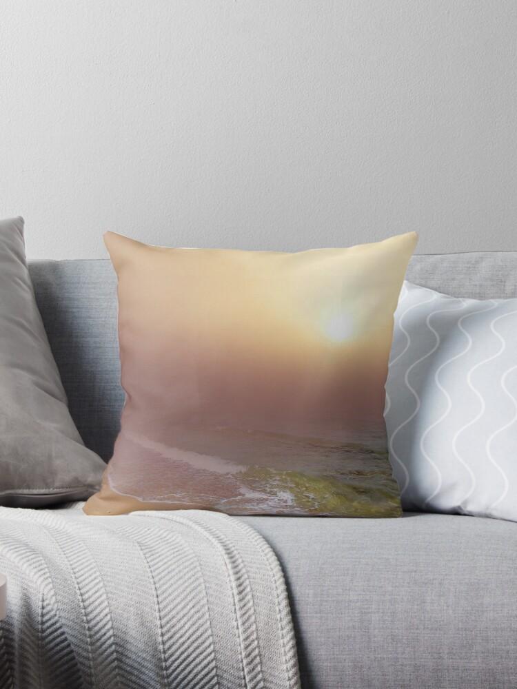 Magical Sunrise In Dreamland.  by hurmerinta