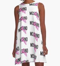 Moschino Barbie A-Line Dress