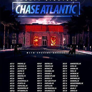 chase atlantic world tour von hlncxiiiv