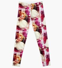 Amanda Blake, Actress Leggings