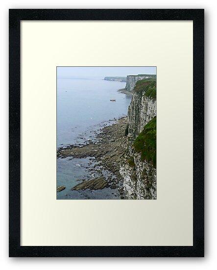 Coastal View by Trevor Kersley