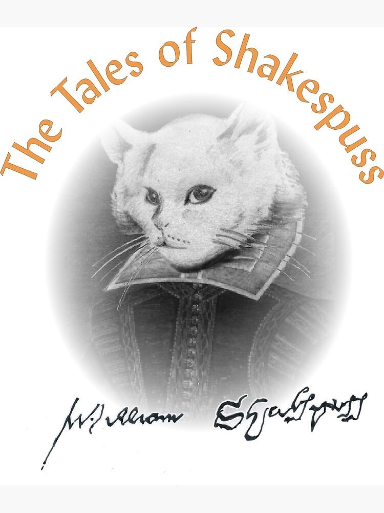 William Shakespuss by melissamyartist