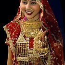 Indian Bride by Mukesh Srivastava