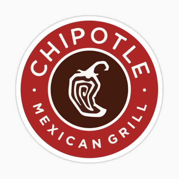 Chipotle is life Sticker