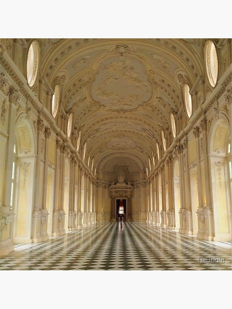 Venaria Palace by TalBright