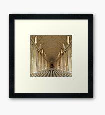 Venaria Palace Framed Print