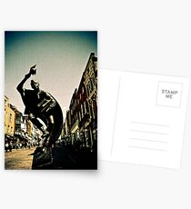 galant man Postcards