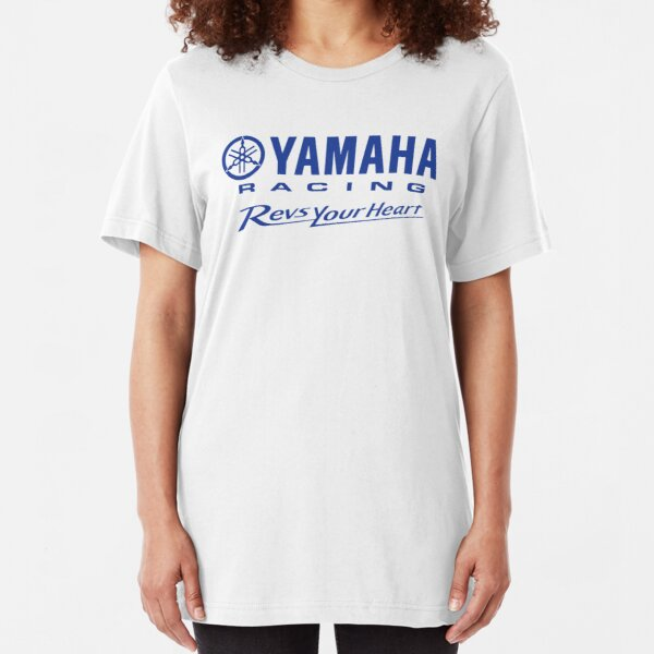 Yamaha Slim Fit T-Shirt