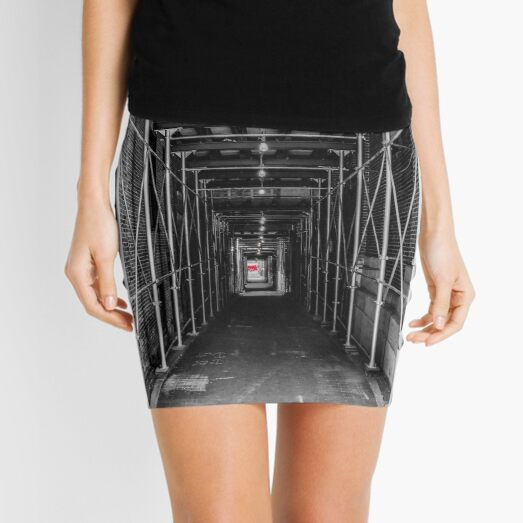 Under Construction  Mini Skirt