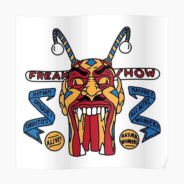 American Horror Story Freakshow Poster