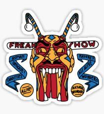 American Horror Story Freakshow Sticker