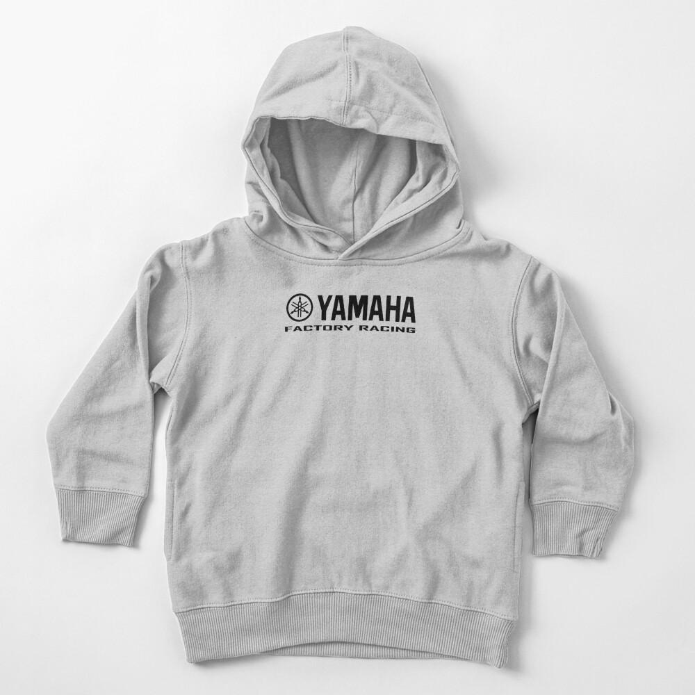Yamaha Factory Racing Logo Sweatshirt Motorbike Motorcycle Pullover Best Top