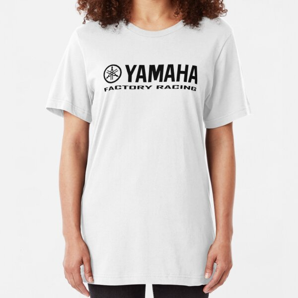 Yamaha Factory Racing Slim Fit T-Shirt