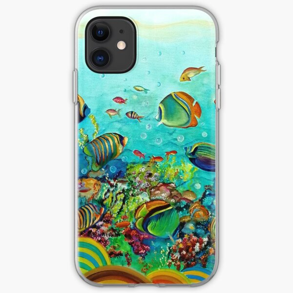 Busy Life iPhone Soft Case