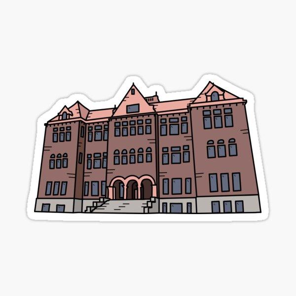 American Horror Story Asylum Sticker