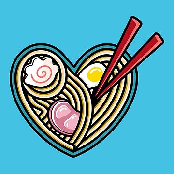Love Ramen by freeves