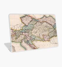 Vintage Map of Austria (1832) Laptop Skin