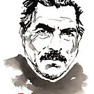 tom selleck by pechane