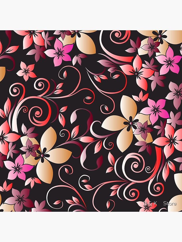 Blumen Tapeten 6 von Bled1