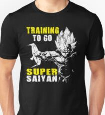 Training To Go Super Strong Unisex T-Shirt