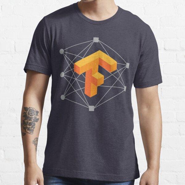 TensorFlow neural network Essential T-Shirt