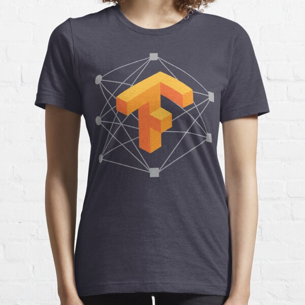 TensorFlow neural network Essential T-Shirt