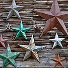 Barn stars by Susana Weber