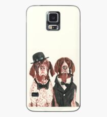 @ifitwags (Die Zeigerbrüder) Hülle & Skin für Samsung Galaxy