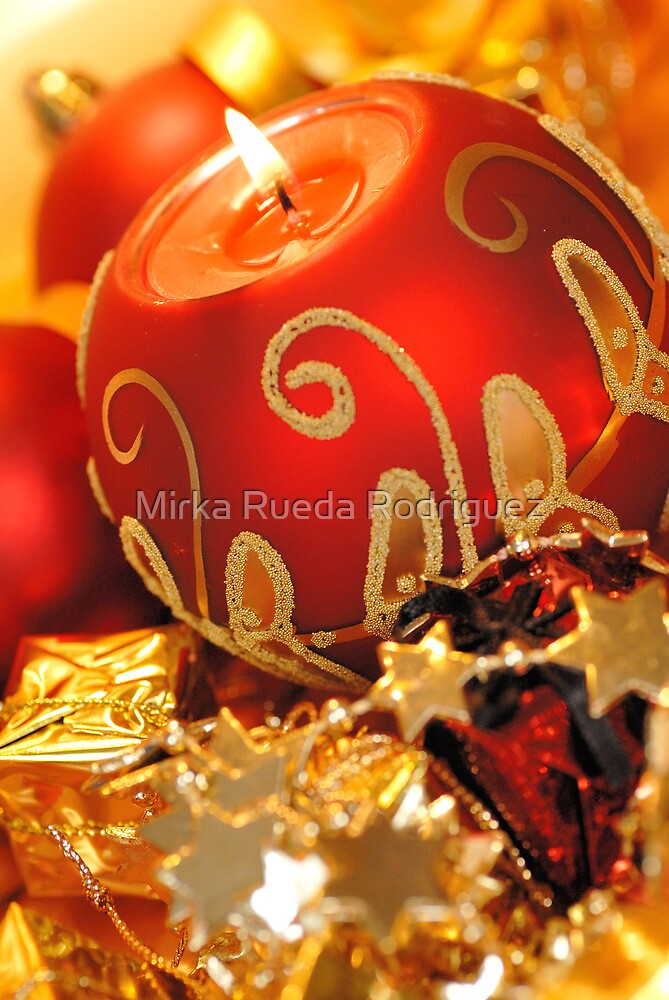 Christmas mood by Mirka Rueda Rodriguez