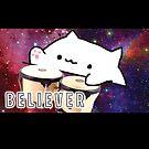 Bongo Cat - Believer IMAGINE DRAGONS by Grampus