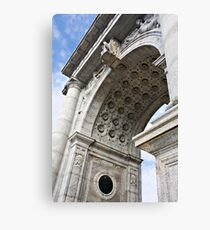 National Memorial Arch Canvas Print