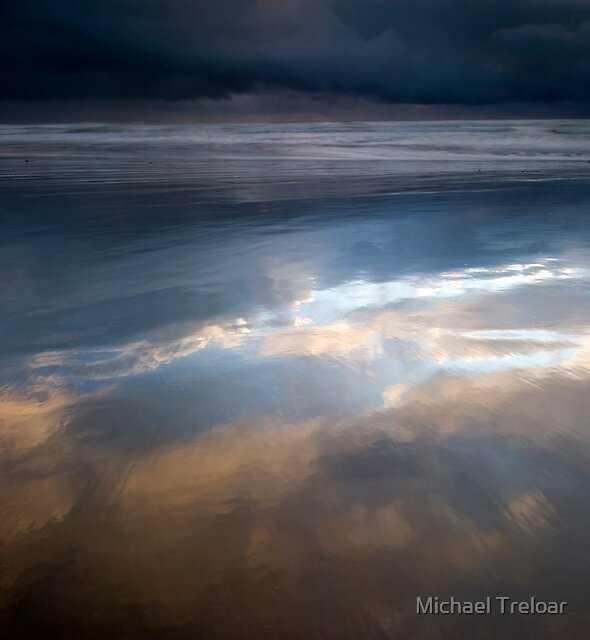 Storm Clouds Rising by Michael Treloar