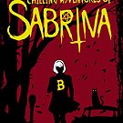 Chilling Adventures Of Sabrina by aartmoore