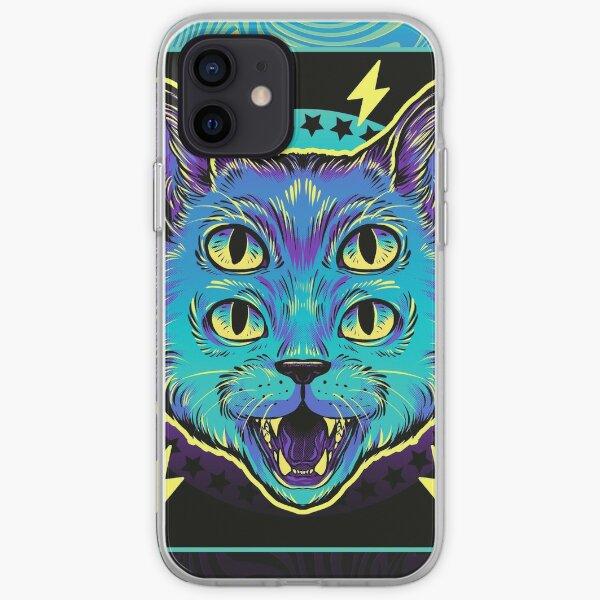 4 Eye Cat iPhone Soft Case