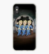 Vinilo o funda para iPhone Fallout 76.