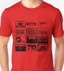 Retro Music 12 Slim Fit T-Shirt