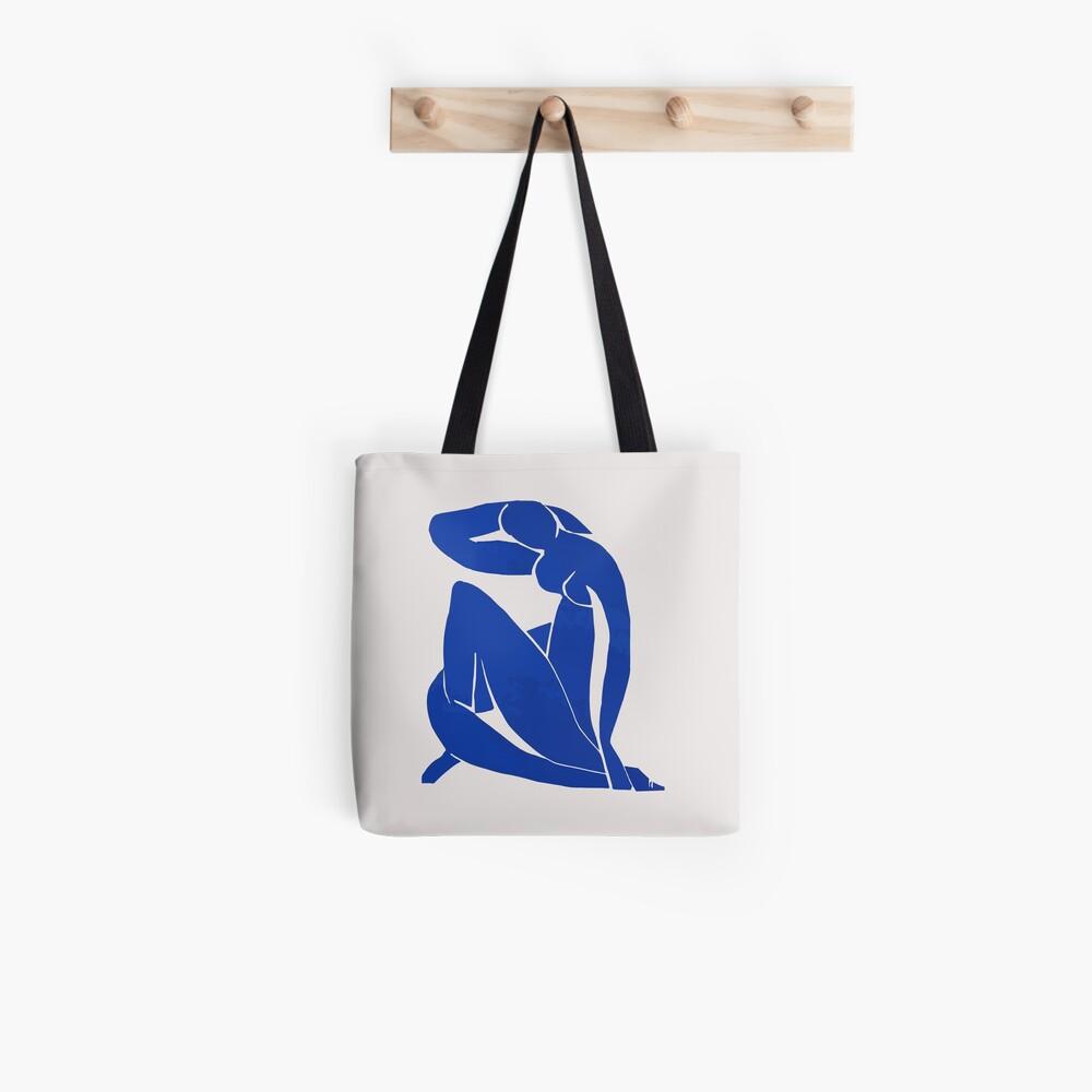Henri Matisse - Blue Nude 1952 - Original Artwork Reproduction Tote Bag