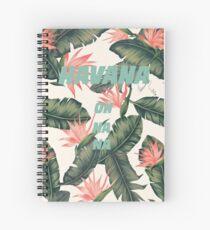 Cuaderno de espiral Havana