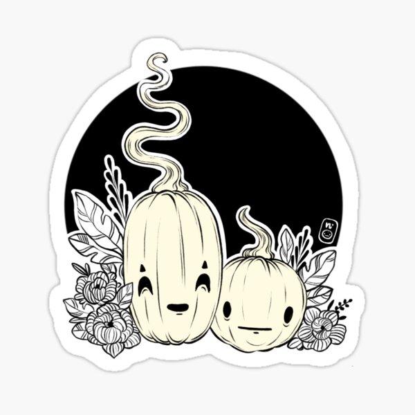 Pumpkin Pals Sticker