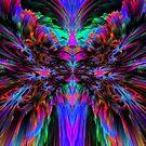 Mardi Gras Queen  by MidnightRain
