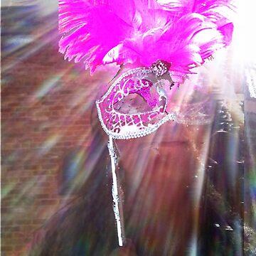 Mardi Gras Mask by sethworx