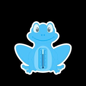 newborn baby boy frog by MisterSmithers