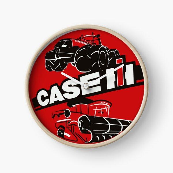 Case IH International Harvester Tractors Clock